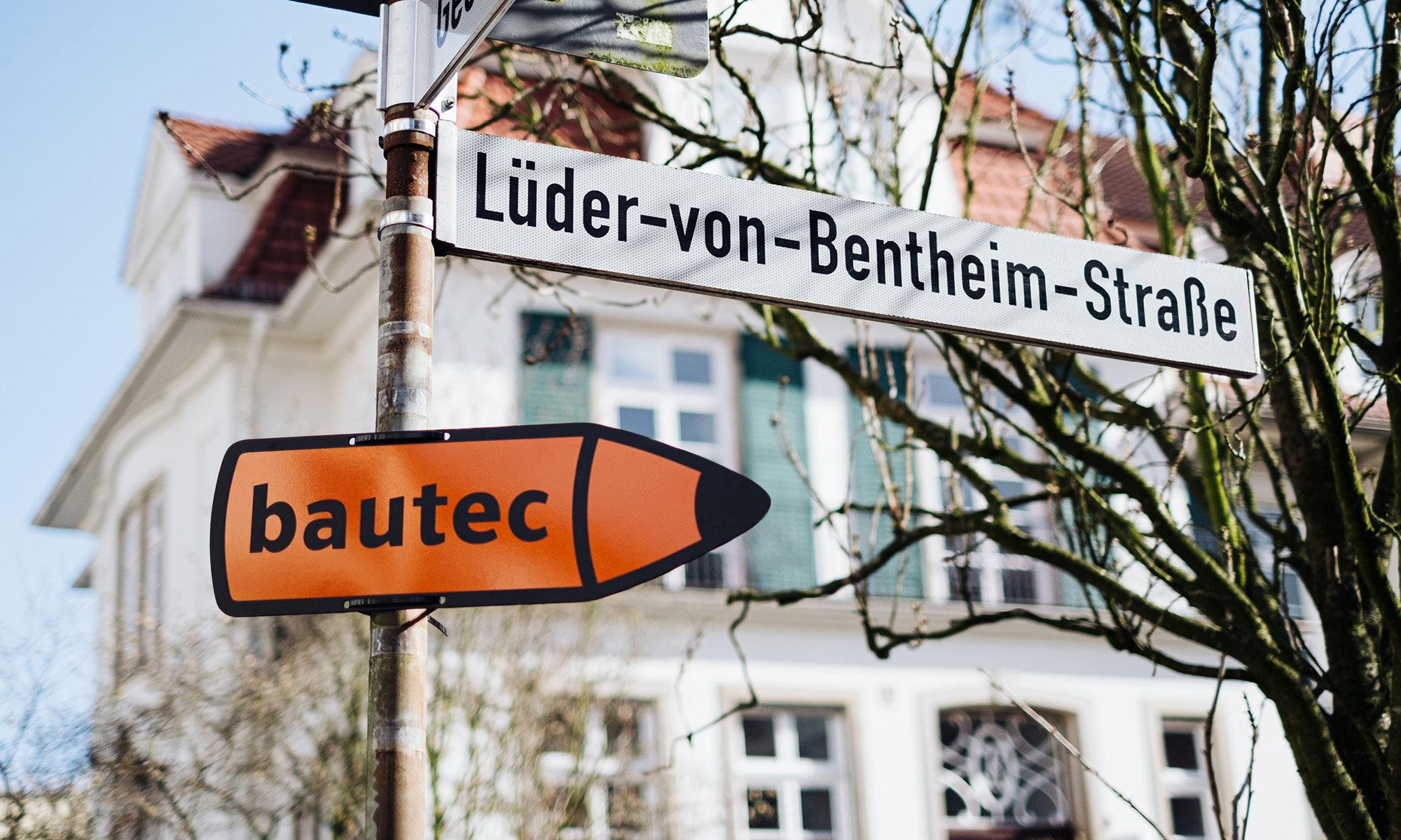 Baute Pfeil Lüder-von-Bentheim-Straße