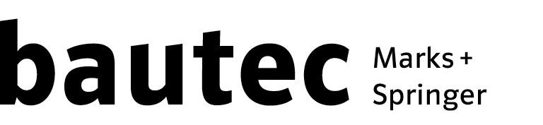 bautec Marks + Springer Logo Wortmarke Teil 1